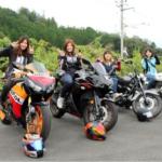 京都 美山に女子ツーリング
