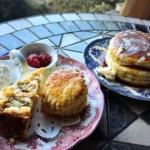 英国風はいいぞぉ 三重県名張市 湖畔に佇む イングルサイドカフェ