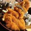 前夜から絶食必至!奈良県のデカ盛りとんかつ「とんまさ」