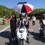 堺カートランドでサーキットデビュー!69-onでレース初出場