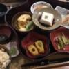 高野山でお手頃精進料理「さんぼう」からの龍神スカイライン
