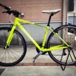 GIANT ESCAPE RX3 クロスバイク購入しました。